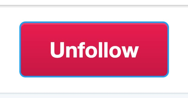 Unfollow button