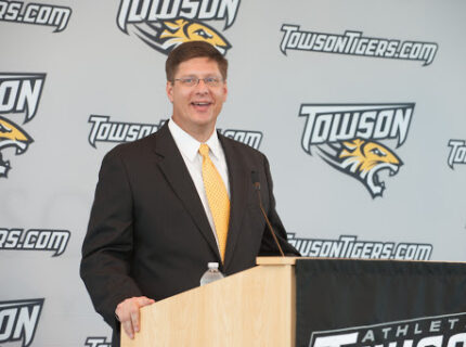 Towson University AD Leonard discusses brand partner